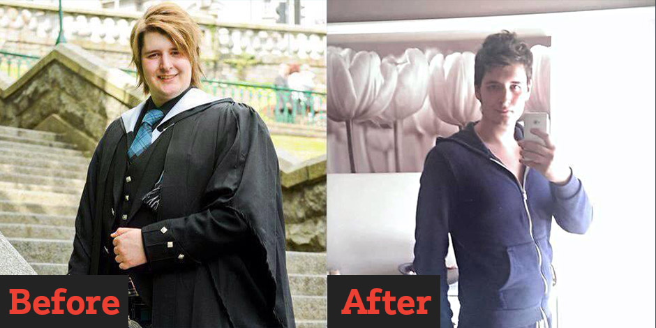 Military Fitness - Before & After images