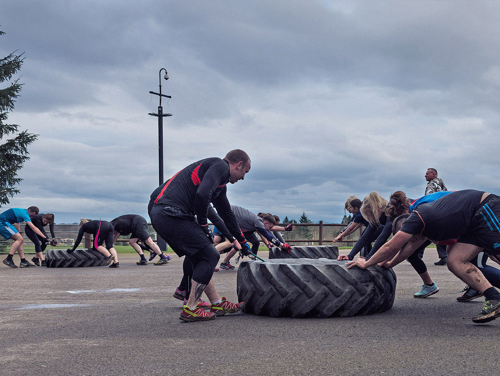 Military Fitness Training - Get fitter, stronger, faster while