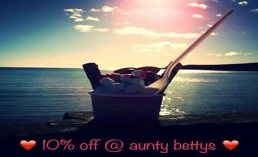 Aunty Bettys, Stonehaven