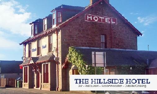 Hillside Hotel, Hilside, Montrose