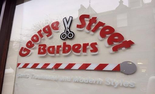 George Street Barbers, Montrose