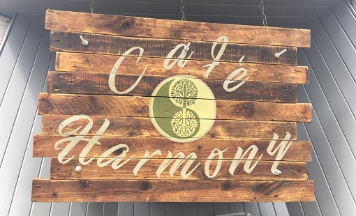 Cafe Harmony, Bon Accord terrace